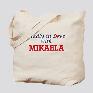 Madly in Love with Mikaela Tote Bag