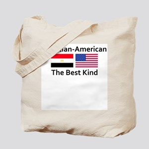 Egyptian American-the Best Ki Tote Bag
