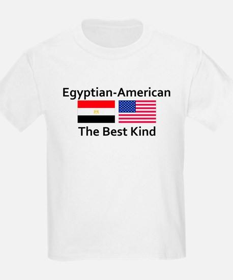 Egyptian American-the Best Ki T-Shirt