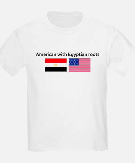 American with Egyptian roots T-Shirt