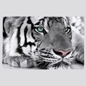 Lazy Tiger 4' X 6' Rug