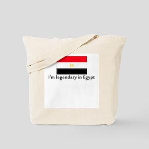 I'm legendary in Egypt Tote Bag