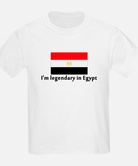 I'm legendary in Egypt T-Shirt