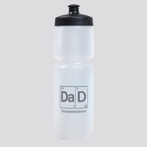 Dad: The Essential Element Sports Bottle