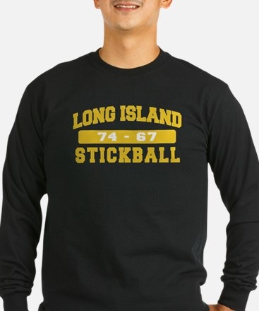 Long Island Stickball T