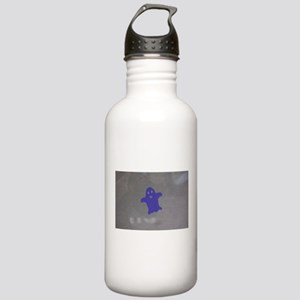 purple ghost Stainless Water Bottle 1.0L