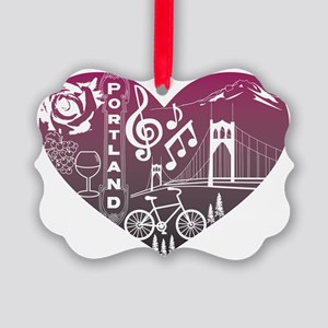Heartlandia Ornament