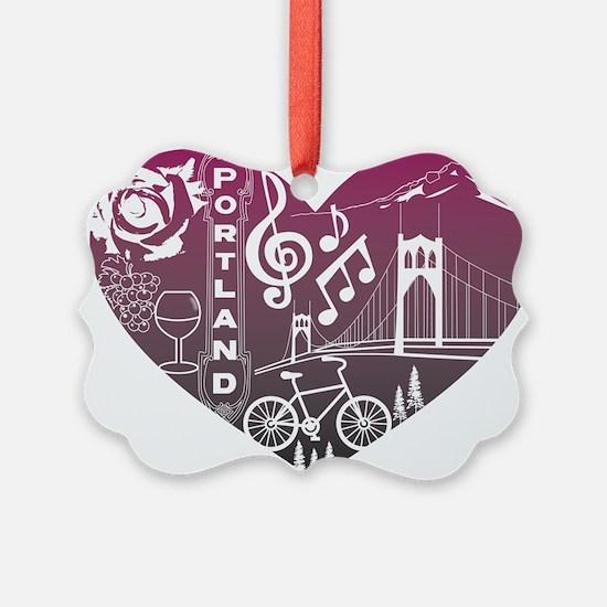 Heartlandia Ornament