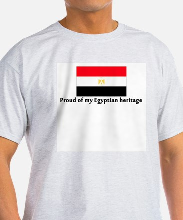 Proud of my Egyptian heritage T-Shirt
