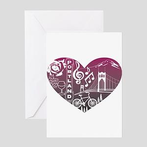 Heartlandia Greeting Cards