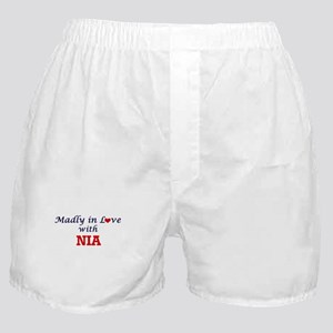 Madly in Love with Nia Boxer Shorts