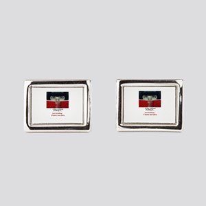 A day without reading Rectangular Cufflinks