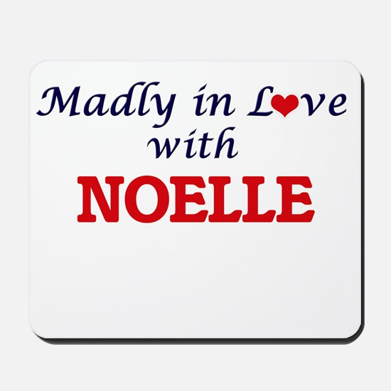 Madly in Love with Noelle Mousepad