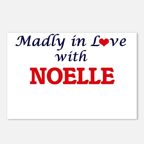 Madly in Love with Noelle Postcards (Package of 8)