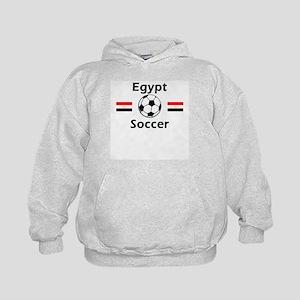 Egypt Soccer Kids Hoodie