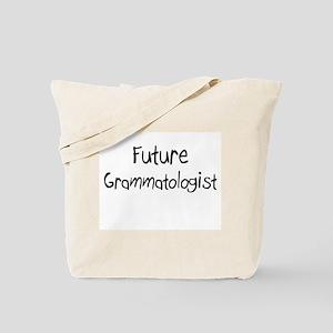 Future Grammatologist Tote Bag