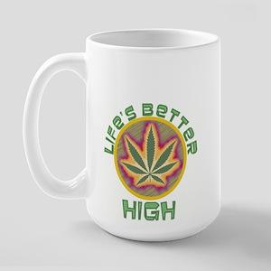 High Life Large Mug