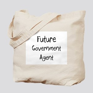 Future Government Agent Tote Bag