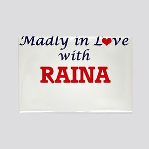 Madly in Love with Raina Magnets