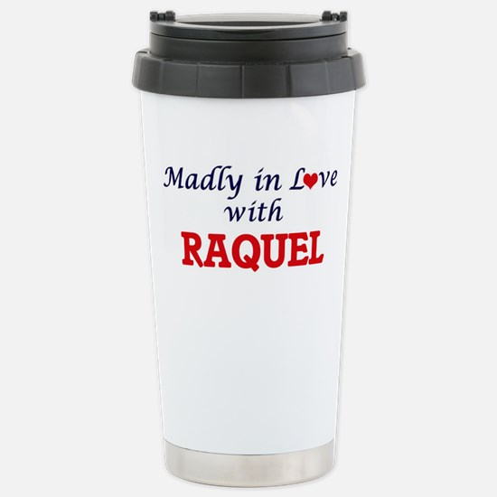 Madly in Love with Raqu Stainless Steel Travel Mug