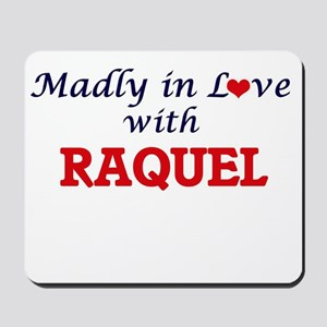 Madly in Love with Raquel Mousepad