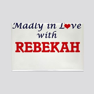 Madly in Love with Rebekah Magnets