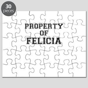 Property of FELICIA Puzzle