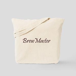Brew Master Brown Tote Bag
