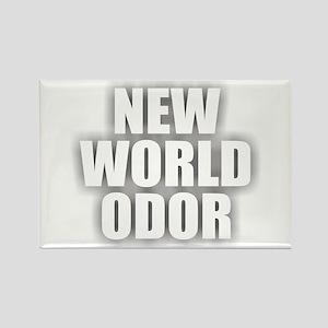 New World Odor Magnets