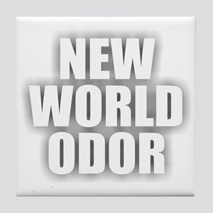 New World Odor Tile Coaster