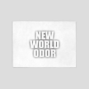 New World Odor 5'x7'Area Rug