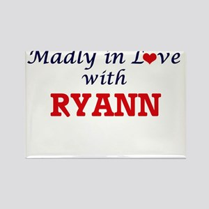 Madly in Love with Ryann Magnets