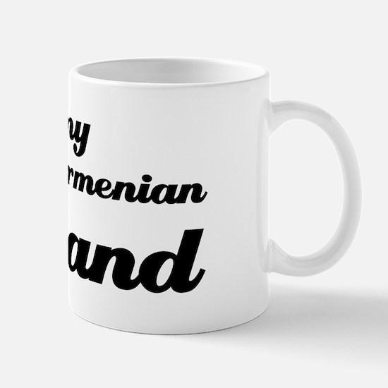 I love my Armenian husband Mug