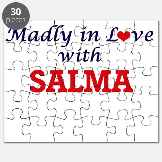Madly in Love with Salma Puzzle