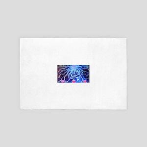 Nucleus Street Art 4' x 6' Rug