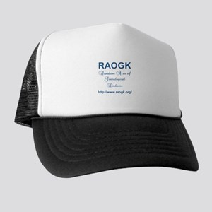 RAOGK Trucker Hat