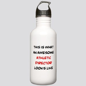 awesome athletic direc Stainless Water Bottle 1.0L