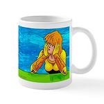 Keif Thirsty Mug Mugs