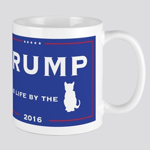 Grab Life by the P***y Mugs