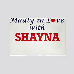 Madly in Love with Shayna Magnets