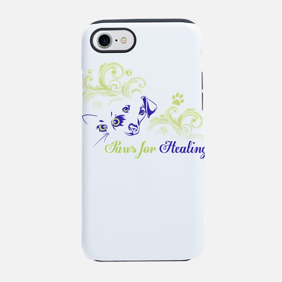 paws for healing iPhone 8/7 Tough Case