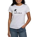 Math Ninja Women's T-Shirt