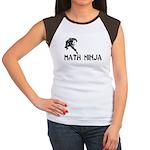 Math Ninja Women's Cap Sleeve T-Shirt