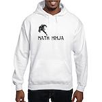 Math Ninja Hooded Sweatshirt