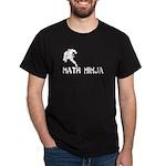 Math Ninja Dark T-Shirt