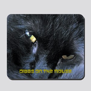 Evil Cat Mousepad