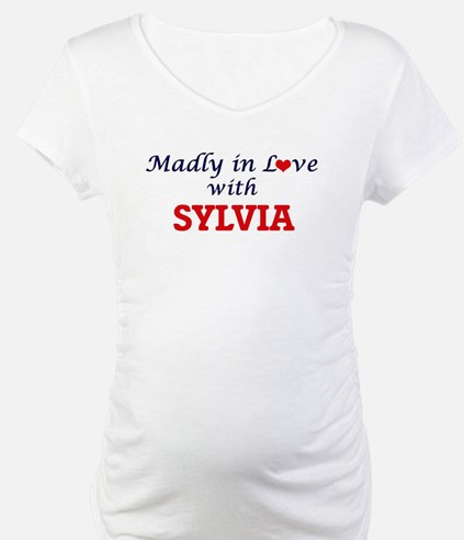 Madly in Love with Sylvia Shirt