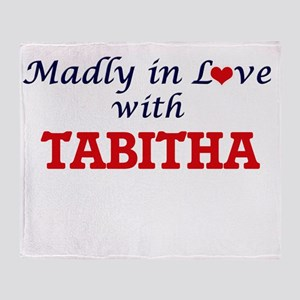 Madly in Love with Tabitha Throw Blanket