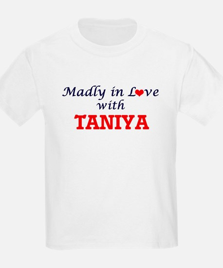 Madly in Love with Taniya T-Shirt
