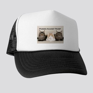 Pussies Against Trump Trucker Hat